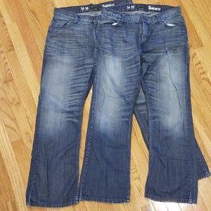 INC Blue Jeans